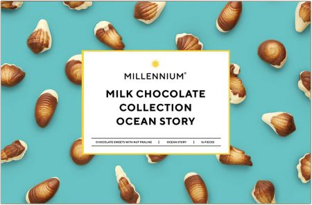 Product Chocolate Millennium Ocean Stories 170г