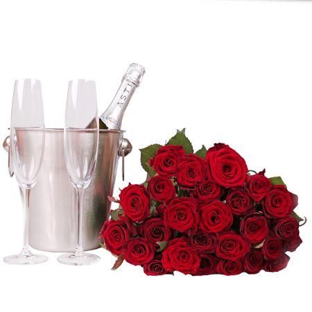 Bouquet Romantic proposal