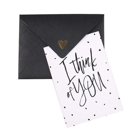Product Card 'I think of you'
