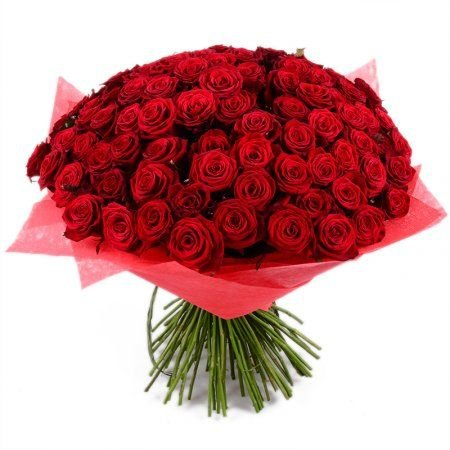 Bouquet 101 red rose