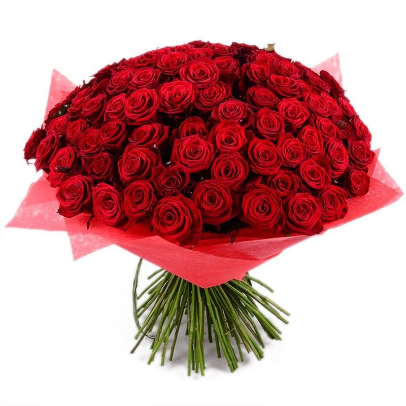 Bouquet 101 red rose 50cm