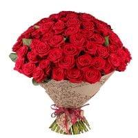 Bouquet 101 red roses Gran Prix