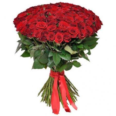 Bouquet 101 red rose Kenya