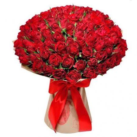 Bouquet 101 Rose Grand Prix
