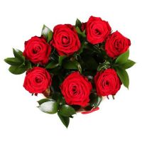 Bouquet 7 red roses