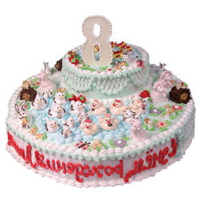 Product Dolly Cake