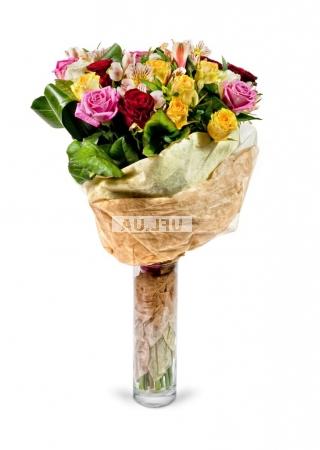 Bouquet Fairy scene