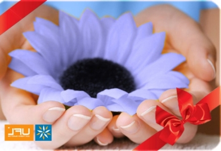 Bouquet Gift-card  №  1