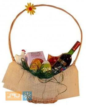 Bouquet Easter Basket 2
