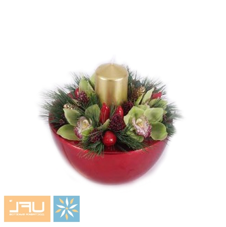 Bouquet New Year\'s gift 6