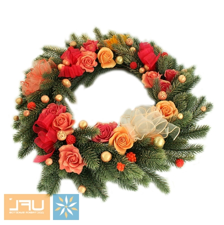 Bouquet Wreath 4