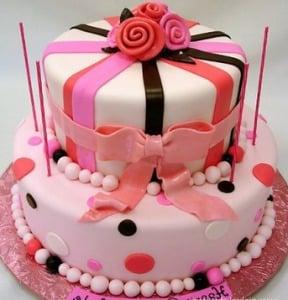 Bouquet Corporate cake