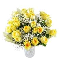 Bouquet Yellow Island