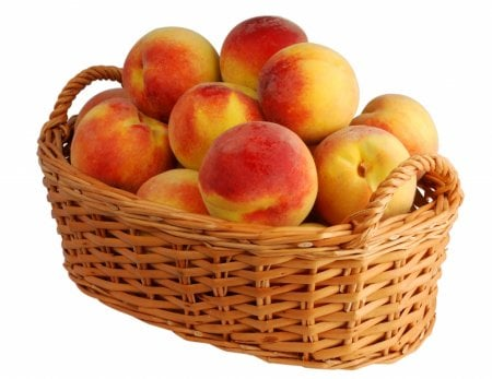 Bouquet Peaches