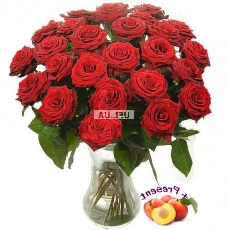 Bouquet Flame of senses