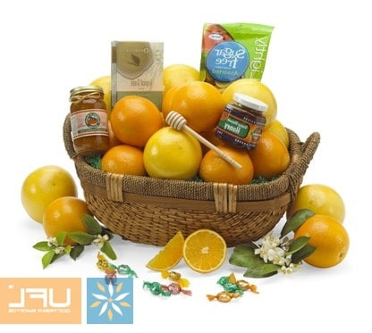Bouquet Healthy basket