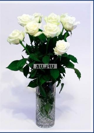 Bouquet waiting