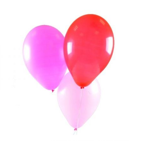 Product 3 balloons as a gift!