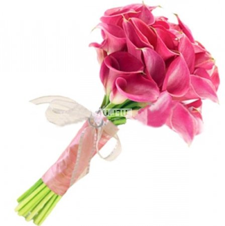 Bouquet Pink Flame