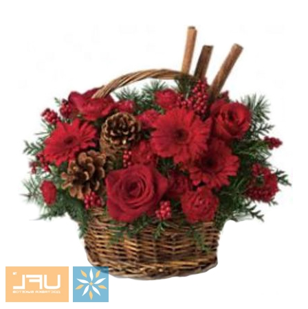 Product New Year\'s Basket 5