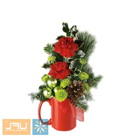 Bouquet In cup