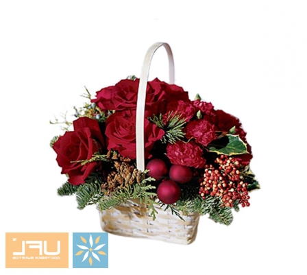 Product New Year basket 6