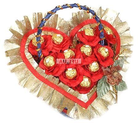 Bouquet Candy\'s bouquet Valentine
