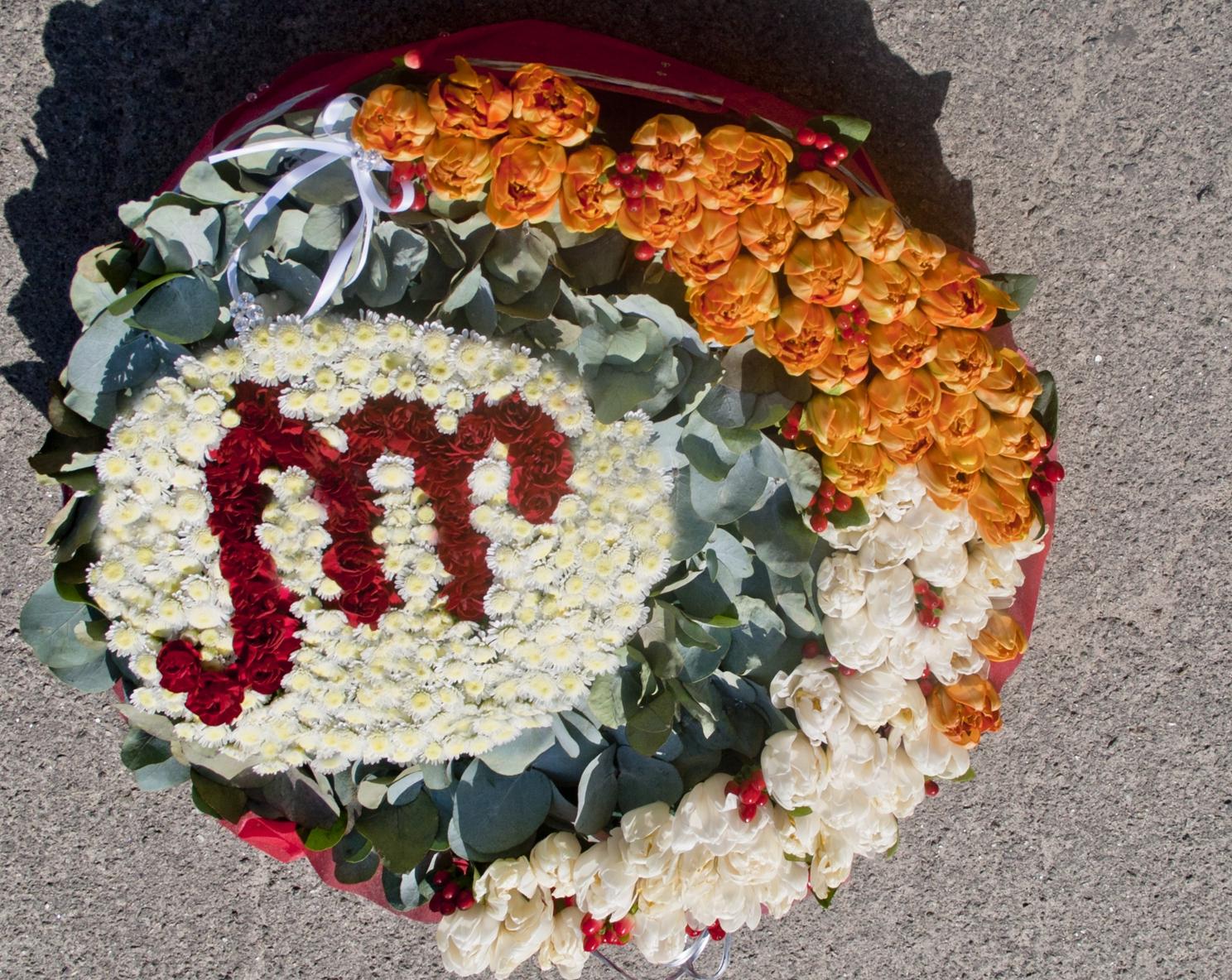 Bouquet Your sign. Scorpio