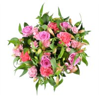 Bouquet Pink happiness