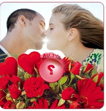 Bouquet Florist design Valentine\'s Day bouquet
