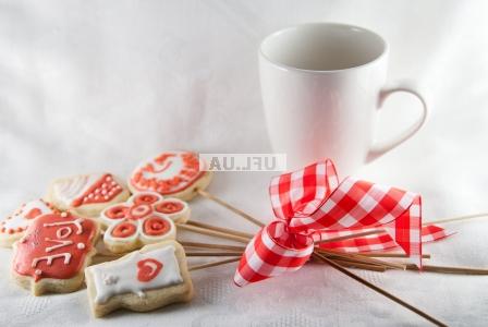Bouquet Assorted cookies set Love 2