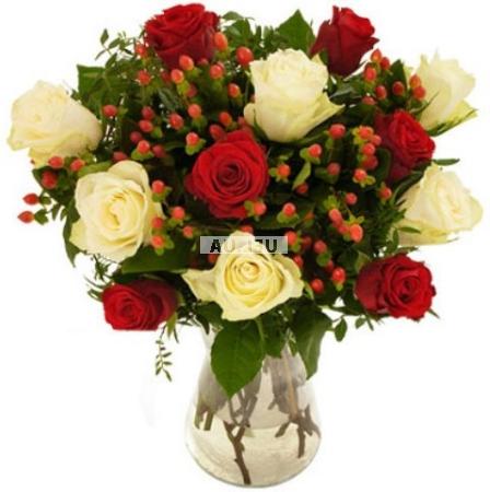 Bouquet Aurore