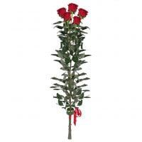 Order exquisitte red rose by the piece (1m) with the best flower delivery