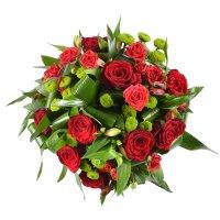 Bouquet Red velvet
