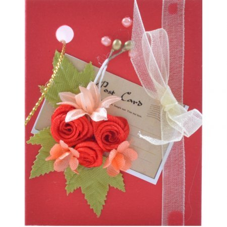 Bouquet Greeting card #1