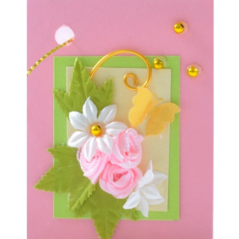 Bouquet Greeting card #2