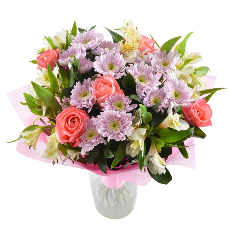 Bouquet For a doctor
