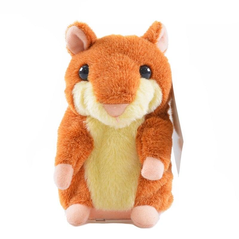 Bouquet Toy Talking Hamster