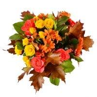 Bouquet Autumn Tale