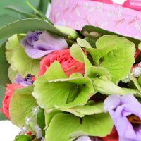 Bouquet Floral box
