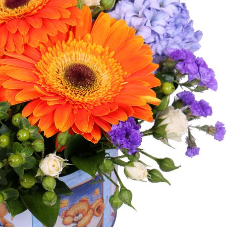 Buy a beautiful bouquet ''For naughty kid'' with delivery to any city