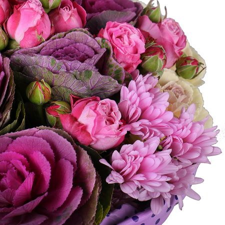 Buy the unusual bouquet with delivery