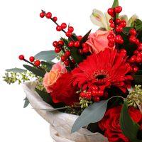 Bouquet Romantic Symphony