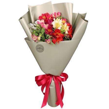 Bouquet 7 alstroemerias