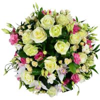 Bouquet Pretty basket