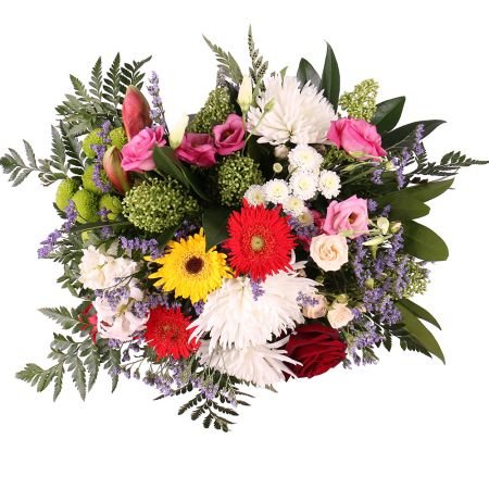 Order flowers in flower pots and delivery