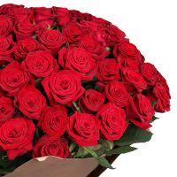 Bouquet 101 роза + Конфеты Ferrero Rocher