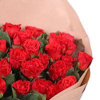 Bouquet 25 red roses El Toro