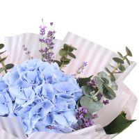 Bouquet With hydrangea
