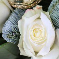 Bouquet Golden snowflake